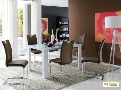 Tizio Jídelní stůl - 4