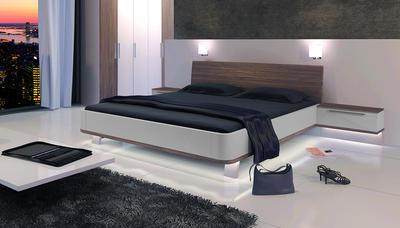 Vally Luxusní postel - 4