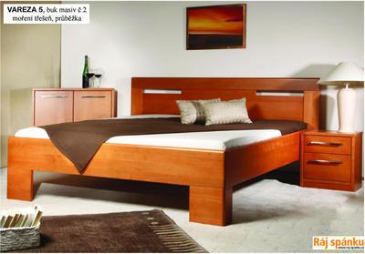 Varezza - vysoká postel nejen pro seniory - 4