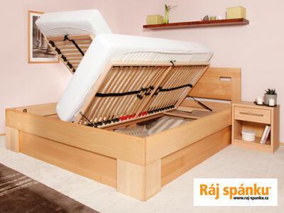 Varezza BOX - postel s úložným prostorem - 4