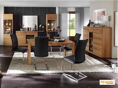 Arcon I Jídelní židle - 5