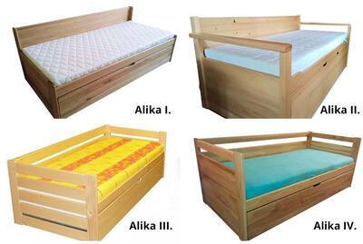 Alika I.  Rozkládací postel - 5