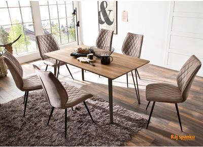 Navarra jídelní židle - 5