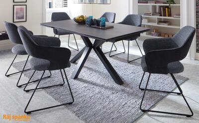 Newcastle jídlení židle - 5