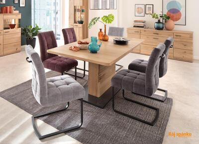 Salta jídelní židle - 5