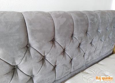 Mary Luxusní boxspringová postel - 5