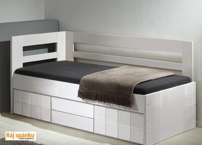 Hanny  smrková postel - 5
