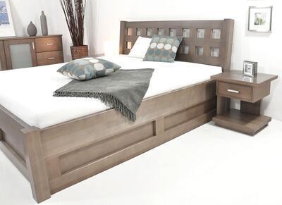 Kira - postel s úložným prostorem - 5