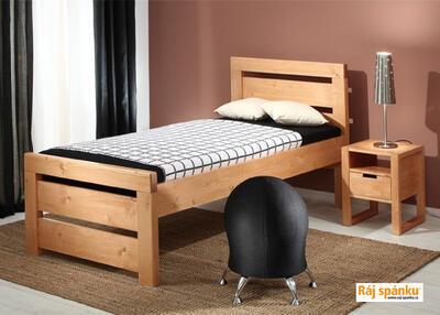 Rhino I. smrková postel - 5