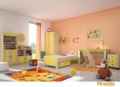 Bořek - variabilní dětský pokojík - 6
