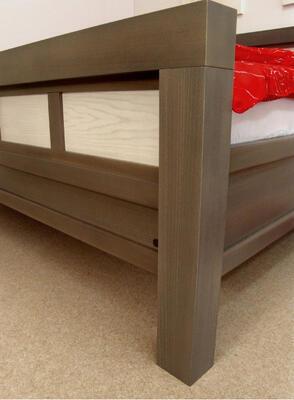 Charlotte masivní postel - 6