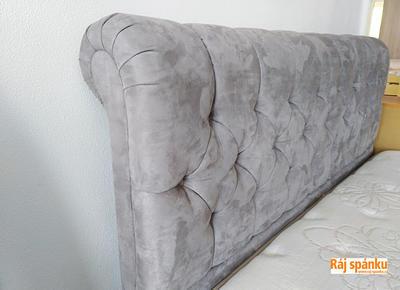 Mary Luxusní boxspringová postel - 6