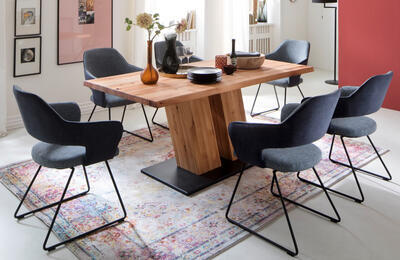 Newcastle jídlení židle - 6