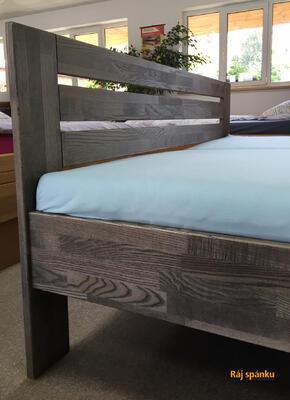 Rony masivní postel - 6