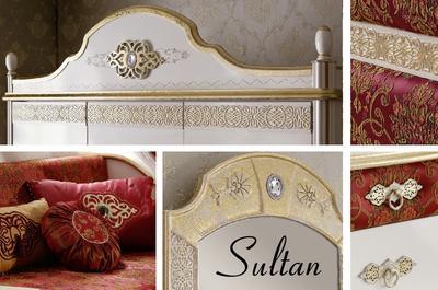 Sultan Postel Trůn 20.38.1309.00 - 6