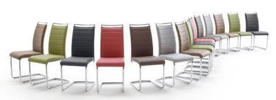 Cava Jídelní židle s kovovou chytkou - 7