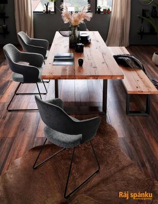 Newcastle jídlení židle - 7