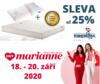 Dny Marieanne 2020 - Sleva na Magniflex
