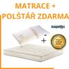 K patentované matraci Magnistrech dostanete polštář ZDARMA